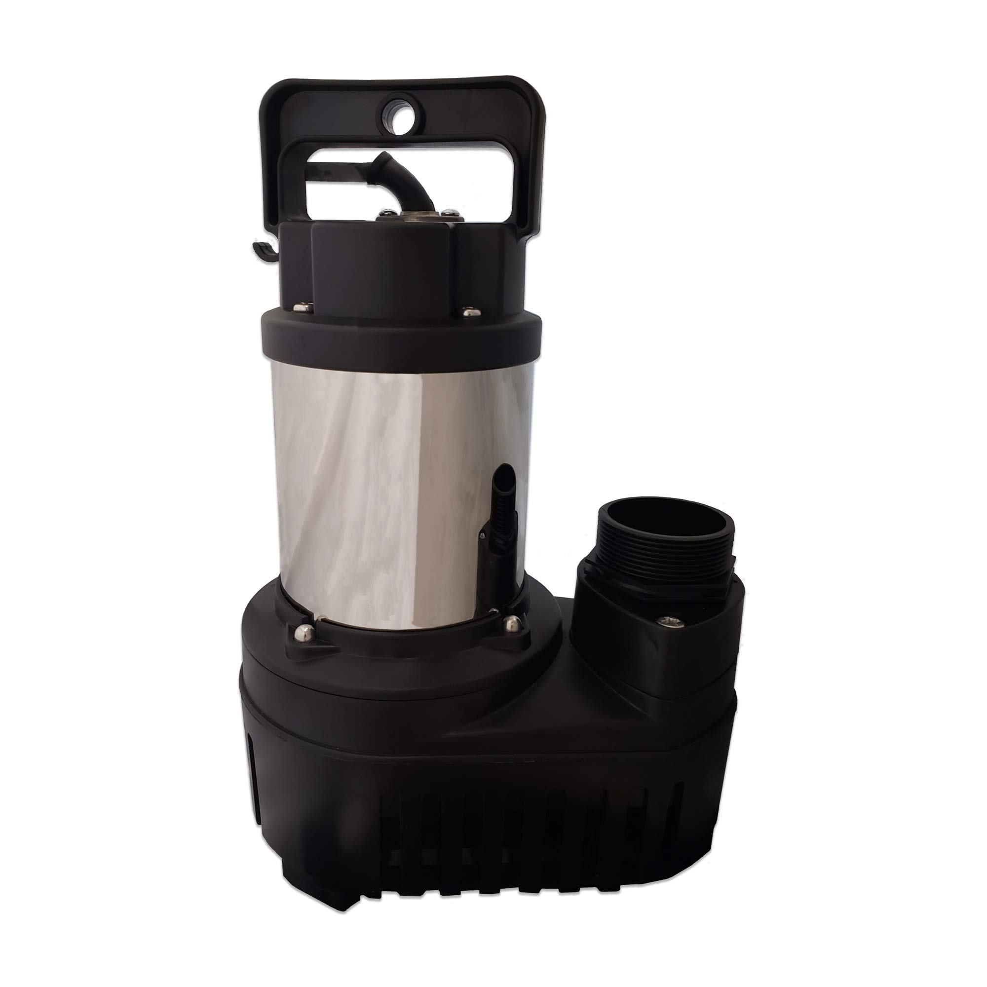 HALF OFF PONDS Pond Pulse 5,500 GPH Hybrid Drive Submersible Pump - Up to 5,500 GPH Max Flow by HALF OFF PONDS