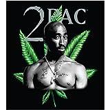 Tupac Leaf Blanket