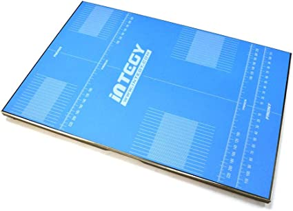 C25805LIGHTBLUE Alloy Alloy Setup Board 14.8x9.9in for 1//10 /& 1//12 Thick:10mm
