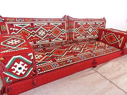 Amazon Com Floor Seating Floor Cushions Arabic Seating
