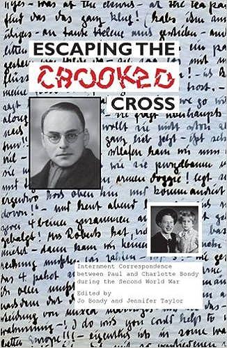 Ilmaiset täysi kirjat ladattaviksi Escaping the Crooked Cross: Internment Correspondence Between Paul and Charlotte Bondy in Finnish ePub