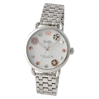 208c30ec0e Amazon | [コーチ] COACH 腕時計 Delancey (デランシー) 14502810 レディース [並行輸入品] |  並行輸入品・逆輸入品・中古品(レディース) | 腕時計 通販
