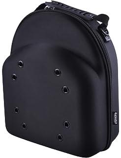 01ce2e2bf Amazon.com : NEPPT Hat Box Travel Hat Organizer Bag Case Hat Storage ...