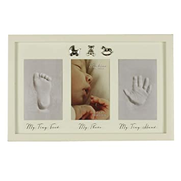 Bambino Baby Hand and Foot Print and Frame (CG387): Amazon.co.uk: Baby