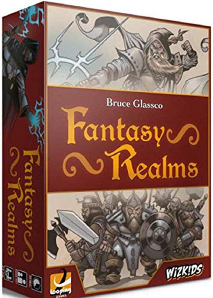 Looping Games- Fantasy Realms (8425402193334): Amazon.es: Juguetes y juegos