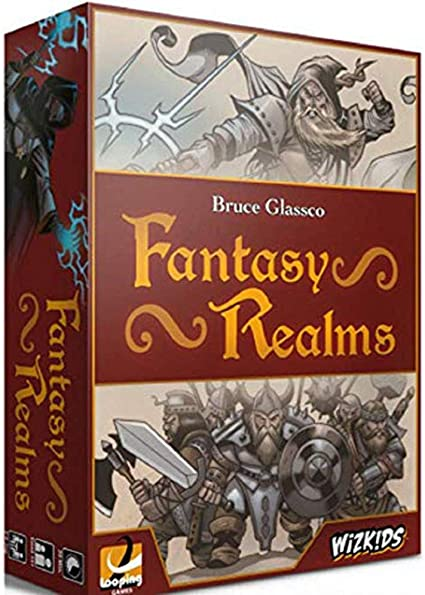 Looping Games- Fantasy Realms (8425402193334): Amazon.es: Juguetes y juegos