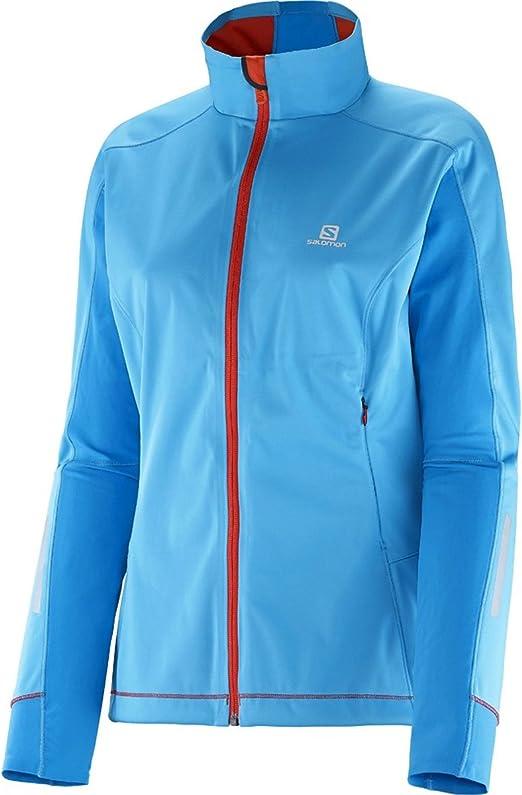 Salomon Women's Equipe Soft Shell Jacket