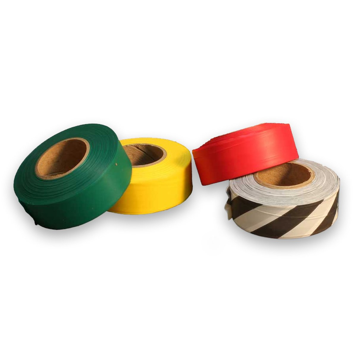 CONTERRA FOUR COLOR TRIAGE TAPE (BLACK, YELLOW, GREEN, RED)