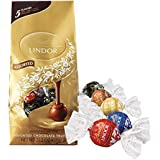 Lindt 瑞士莲 软心巧克力分享装 600g/袋(美国进口) (跨境自营,包邮包税)
