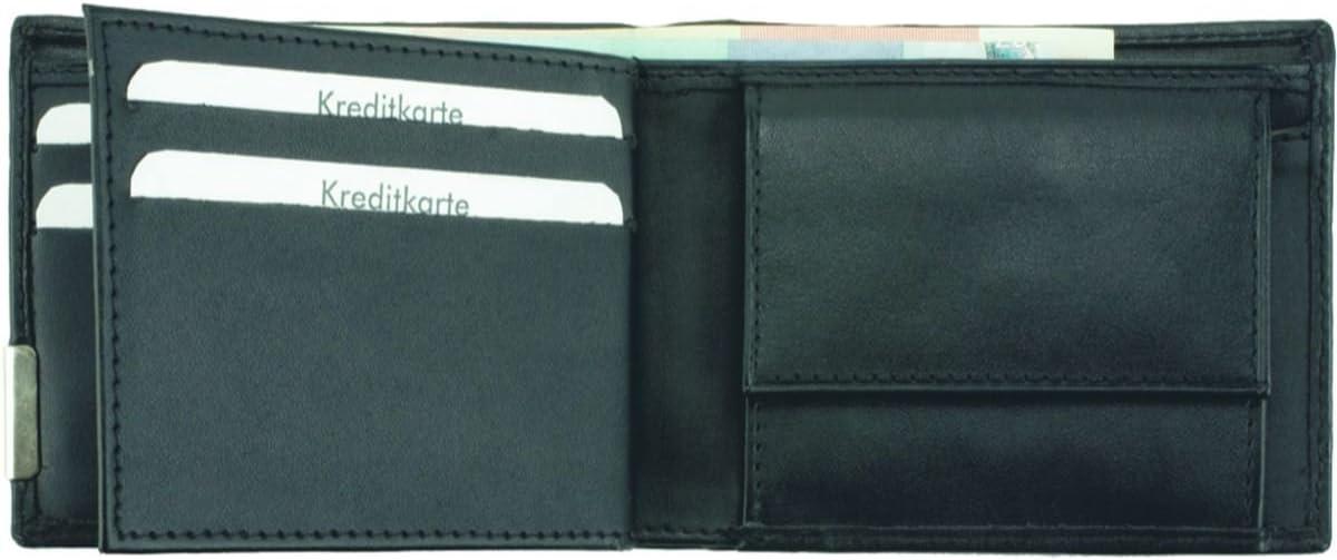 BLACK Black Alassio Coin Purse - 10100809