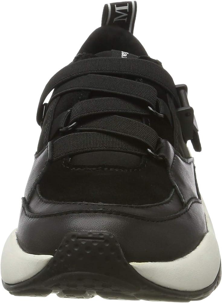 Marc OPolo 90815233502315, Zapatillas para Mujer, Negro (Black ...