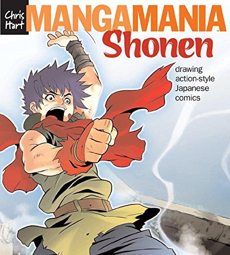 - Manga ManiaTM: Shonen: Drawing Action-Style Japanese Comics