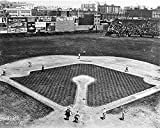 The Boston Red Sox, Fenway Park In 1918. 8x10 Photo Picture