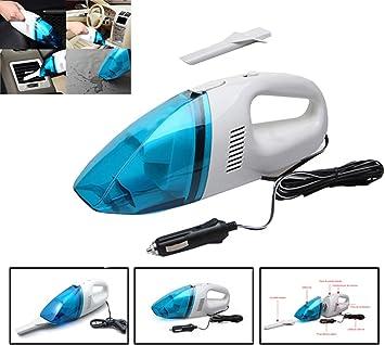 HHD® - Aspirador de coche de mano, ultraportátil, con cable de ...