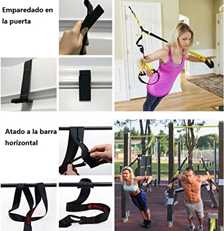 Tire de la cuerda de la aptitud masculina entrenamiento de ...
