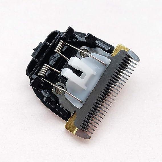 TwoCC Cabezal de afeitado, adecuado para afeitadora Panasonic Cabezal de afeitado de repuesto para Er-Gp80 1610 1611 1511 153 154 160 Vg101: Amazon.es: Bricolaje y herramientas