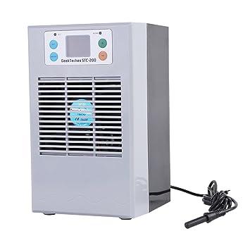 amazon com 20l 35l 100 240v fish tank water cooling heating