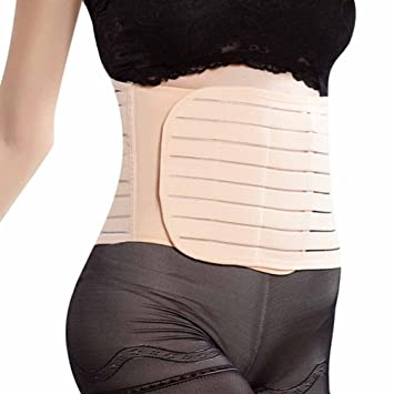176156cbca3b7 EUBUY Adjustable Postpartum Belly Wrap Recovery Girdle post pregnancy  support belt Tummy Trimmer Postnatal Belly Band