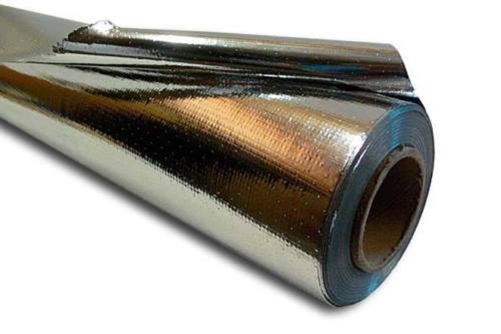 300 sqft Super R Plus Radiant Barrier Reflective Insulation Perforated (6 Mil)