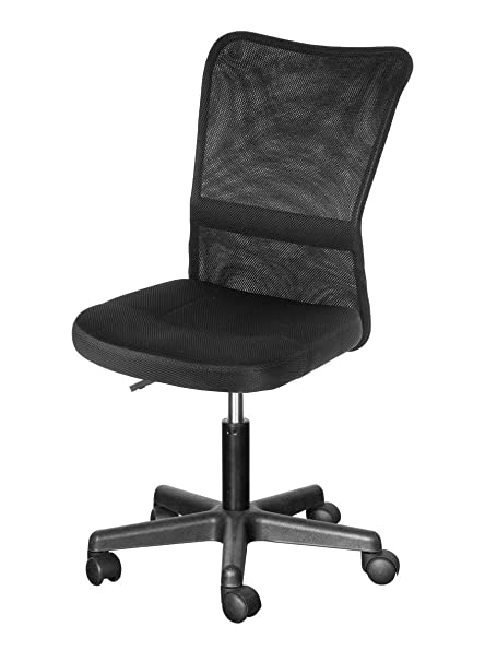 LIFE CARVER Mesh High Back Executive Adjustable Swivel Office Chair Lumbar  Support Computer Desk Chair (