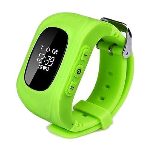 Reloj GPS Tracker Demiawaking Smartwatch Relojes Reloj GPS para ...