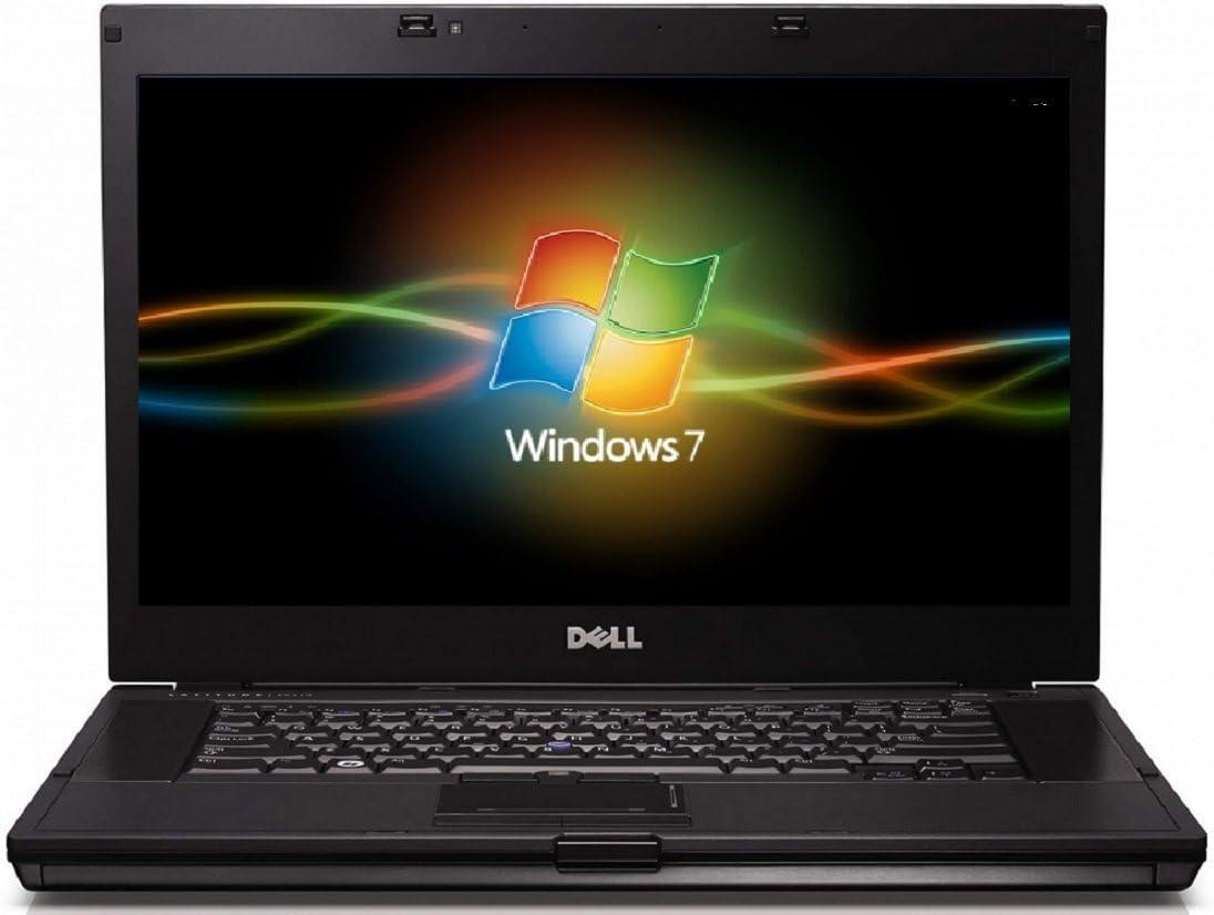 Dell Latitude E6510 Laptop Computer, Intel Core I7, 2.8ghz, 4gb Ram, 500gb Hard Drive, Dvdrw, Win7 Pro