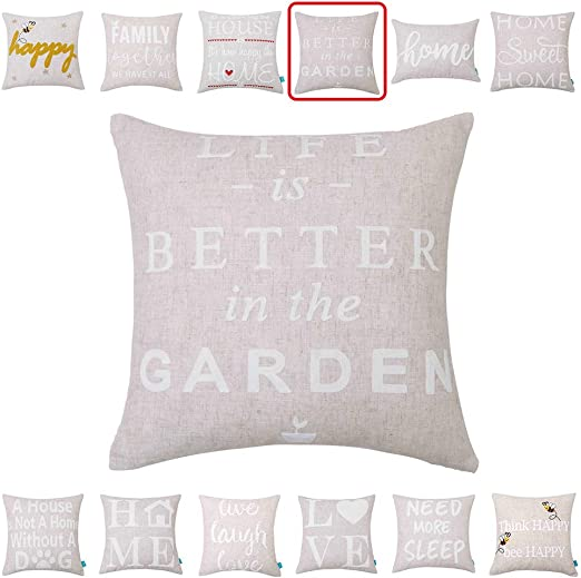 how to use decorative pillows amazon com embroidery throw pillow covers quotes decorative how to use throw pillows on a bed embroidery throw pillow covers quotes