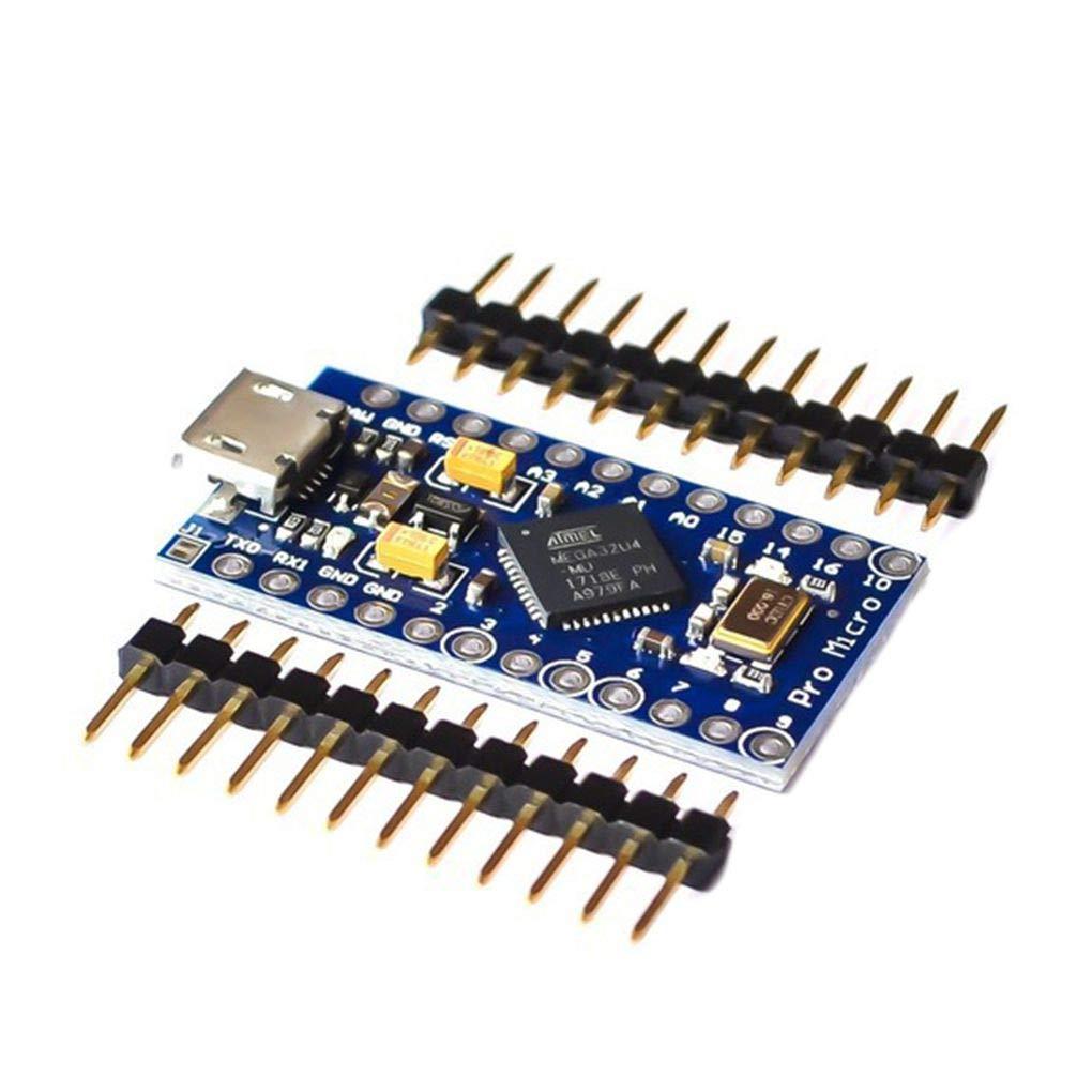 Ben-gi Pro Micro 5v 16M Mini Leonardo ATMEGA32U4 Modul Controller Board Ersatz für Arduino Nano