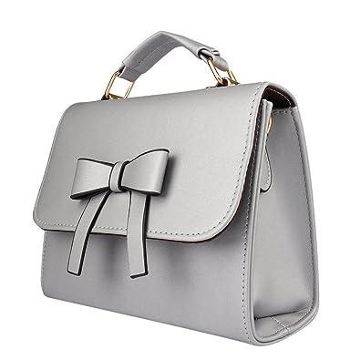 bf6f02dac8 ALIKEEY VENTE CHAUDE 2018 Femmes Bow Messenger Sacs Mode dame crossbody femmes  Sac Le sac des femmes coréennes 2018 nouveau sac à bandoulière ...
