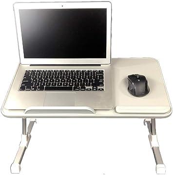 Bramley Power - Escritorio portátil Plegable y Ajustable para ...