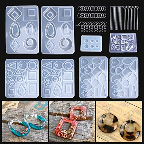 epoxy resin jewelry mold - 1