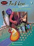 M. I. Rock Lead Techniques (Nolan/Gill) MIMC Book/Cd -Album-: Noten, CD für Gitarre (Musicians Institute)