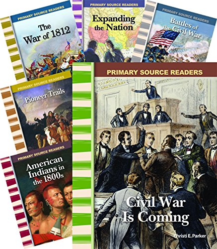 America in the 1800s 8-Book Set (Social Studies Readers) by Shell Education (Image #9)