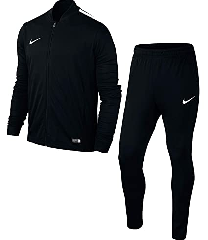 2feb0ec09905 Nike Academy 16 Unisex-Youth Knit Tracksuit  Amazon.co.uk  Sports   Outdoors