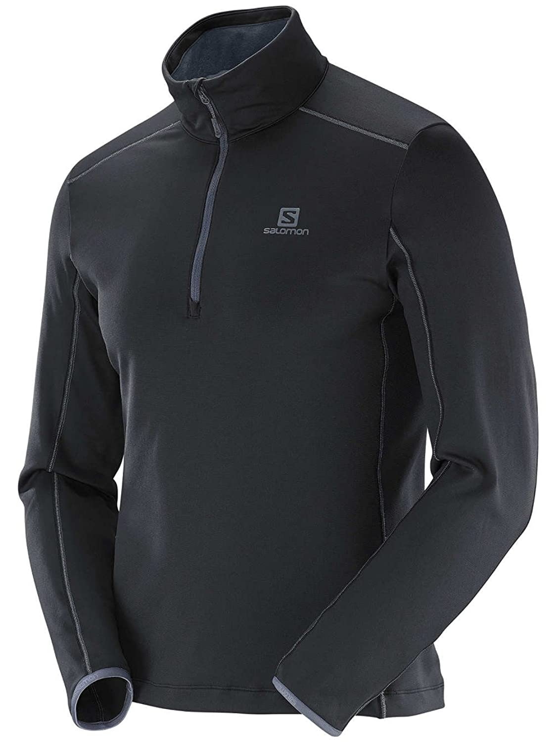 Salomon Discovery 1/2 Zip Midlayer Top - AW15