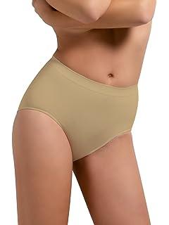 0aebf0fa9b SENSI  Shapewear Super Maxi Brief Plus Size Women s Seamless Curvy Brief  Firm Control Knickers Microfibre