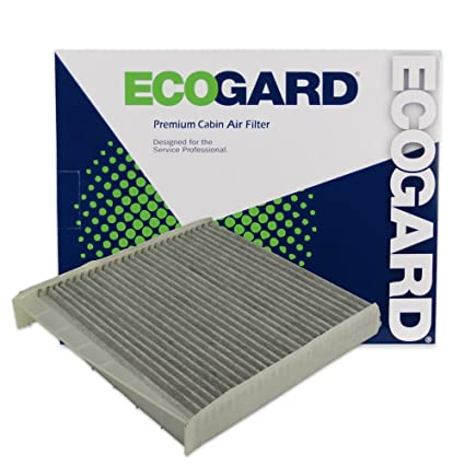 Ecogard Xc45508c Cabin Air Filter With Activated Carbon Odor Eliminator Premium Replacement Fits Volvo Xc90 S60 V70 S80 Xc70 C70