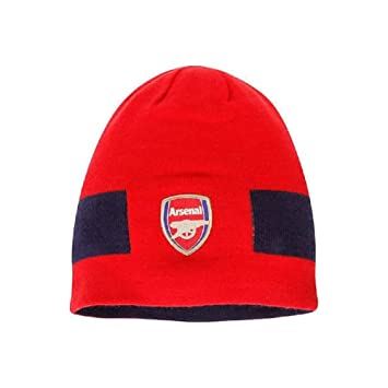 Puma Arsenal Reversible Performance Beanie (High Risk Red)(OSFA)