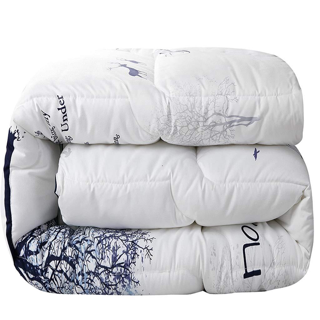 キルトの冬のキルトは、冬と秋の暖かい空間を保つために秋と冬の厚くなると春と秋のシングルダブルキルトのぬいぐるみの羽毛布団 (サイズ さいず : 200*230センチメートル) B07KCFBK9M  200*230センチメートル