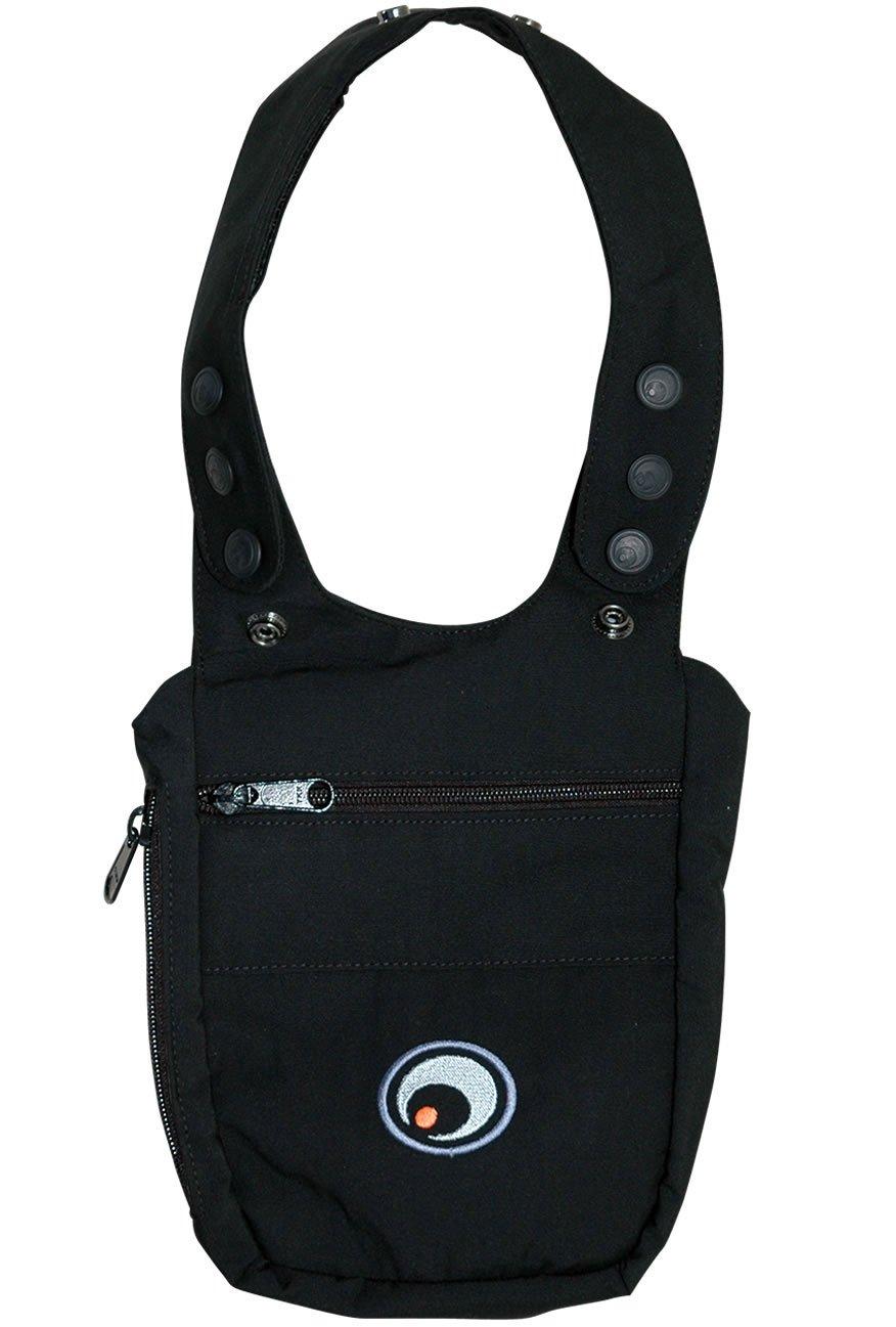 Shoulder Holster. Underarm passport pouch, pocket holster. Multi-pocket travel wallet