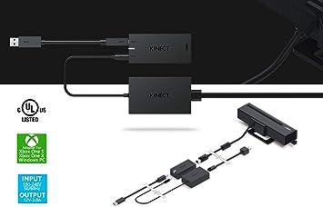 Adaptador Kinect para Xbox One, adaptador de juegos PerfectPromise ...