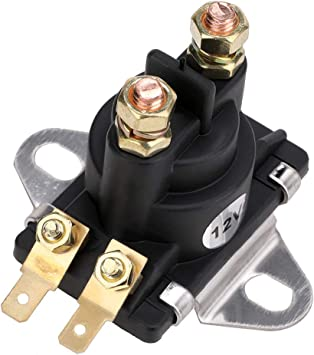 STARTER RELAY SOLENOID FOR MERCURY MARINE 47886 47886T REPLACEMENT