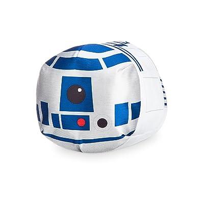 Star Wars R2-D2 ''Tsum Tsum'' Plush - Medium - 10 1/2 Inch: Toys & Games