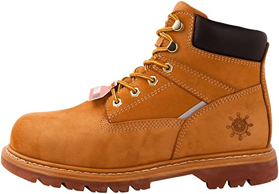 Cheap Work Boots Steel Toe