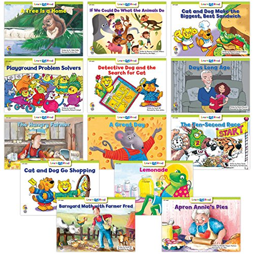 Creative Teaching Press Learn to Read Variety Pack 15 Level G-H - 18042 ()
