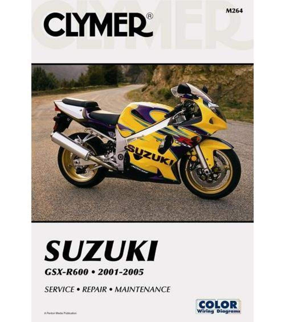 Wiring Diagram 2001 Gsxr 600 - Wiring Diagrams on