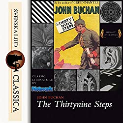 The Thirty-Nine Steps (Richard Hannay 1)