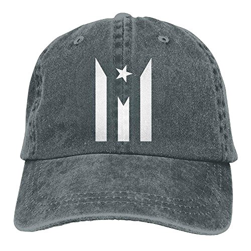 Flag Levanta Hat Dad Se béisbol Rico Boricua Gorras Puerto Denim hanbaozhou Adjustable Jeanet Or Men's Women's Resiste Hat Baseball ZzvwPT
