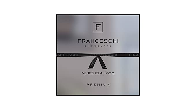 Franceschi Chocolate, Gama Premium, Venezuela cacao desde 1830, Chocolate oscuro de origen