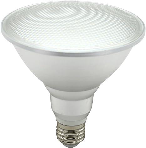 LED Wide Angle PAR38 Warm White Flood Light Bulb Medium E26 Base Indoor//Outdoor